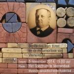 "Architectuurlezing ""Bernardus van Kreel"" | 5 november 2014"