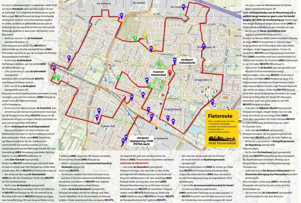 fietsroute DvdA-2015